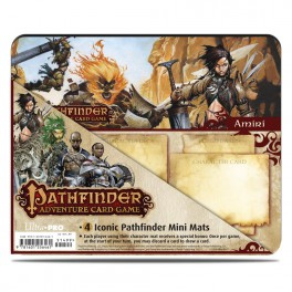 Iconic Pathfinder Mini Mats - Pack 4
