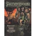 Pathfinder: sangre por sangre juego de rol