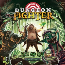 Dungeon fighter: Rock and roll expansion