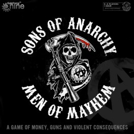 Sons of Anarchy: the game juego de mesa
