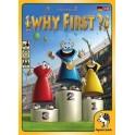 Why first? juego de mesa