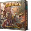 The adventurers: el templo de chac juego de mesa