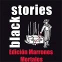 Black stories: marrones mortales juego de mesa