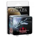 Star Wars Armada: escuadrones de caza rebeldes