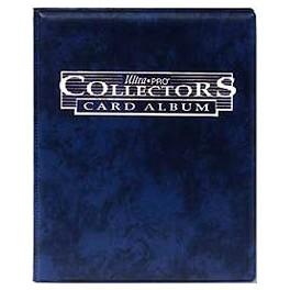 Mini Album Azul con hojas de 4 bolsillos Ultra Pro Collector