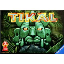Tikal juego de mesa