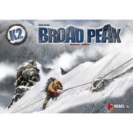 K2: Broad Peak juego de mesa