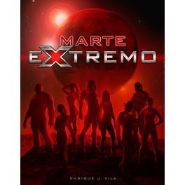 Marte eXtremo juego de rol