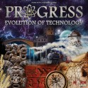 Progress: Evolution of Technology (Aleman) juego de mesa