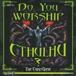 Do you worship Cthulhu? juego de mesa