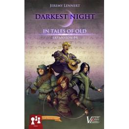 Darkest Night expansion 4: In Tales of Old juego de rol
