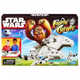 Star wars looping chewie juego de mesa