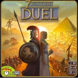 7 Wonders Duel (Castellano) juego de mesa