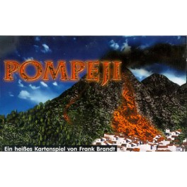 Pompeji juego de mesa