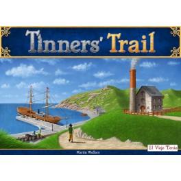 tinners trail juego de mesa