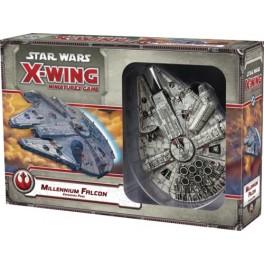 Star Wars X-Wing: Halcon Milenario