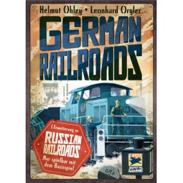Russian Railroads: German Railroads juego de mesa