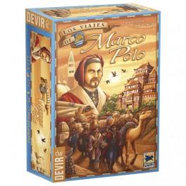 Los viajes de Marco Polo (edicion en castellano) juego de mesa