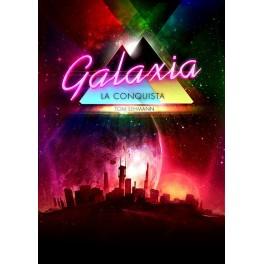 galaxia la conquista juego de mesa