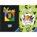 Abluxxen y Phase 10 juego de mesa