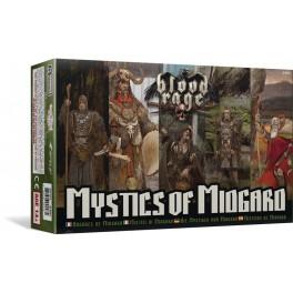 Blood Rage: Místicos de Midgard juego de mesa