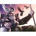 Guerra de Mitos - Nórdicos y Japoneses + Carta Promo