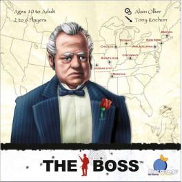 The boss juego de mesa