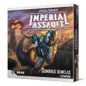 Star Wars Imperial Assault: sombras gemelas juego de mesa