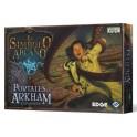 El simbolo arcano: portales de Arkham juego de mesa