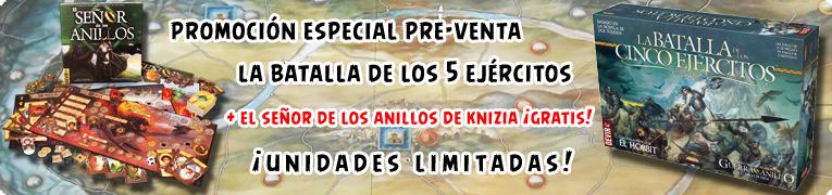 PROMOCIONES NOVIEMBRE - JUEGOS DE LA MESA REDONDA Banner-batalla-cinco-ejercitos-promocion