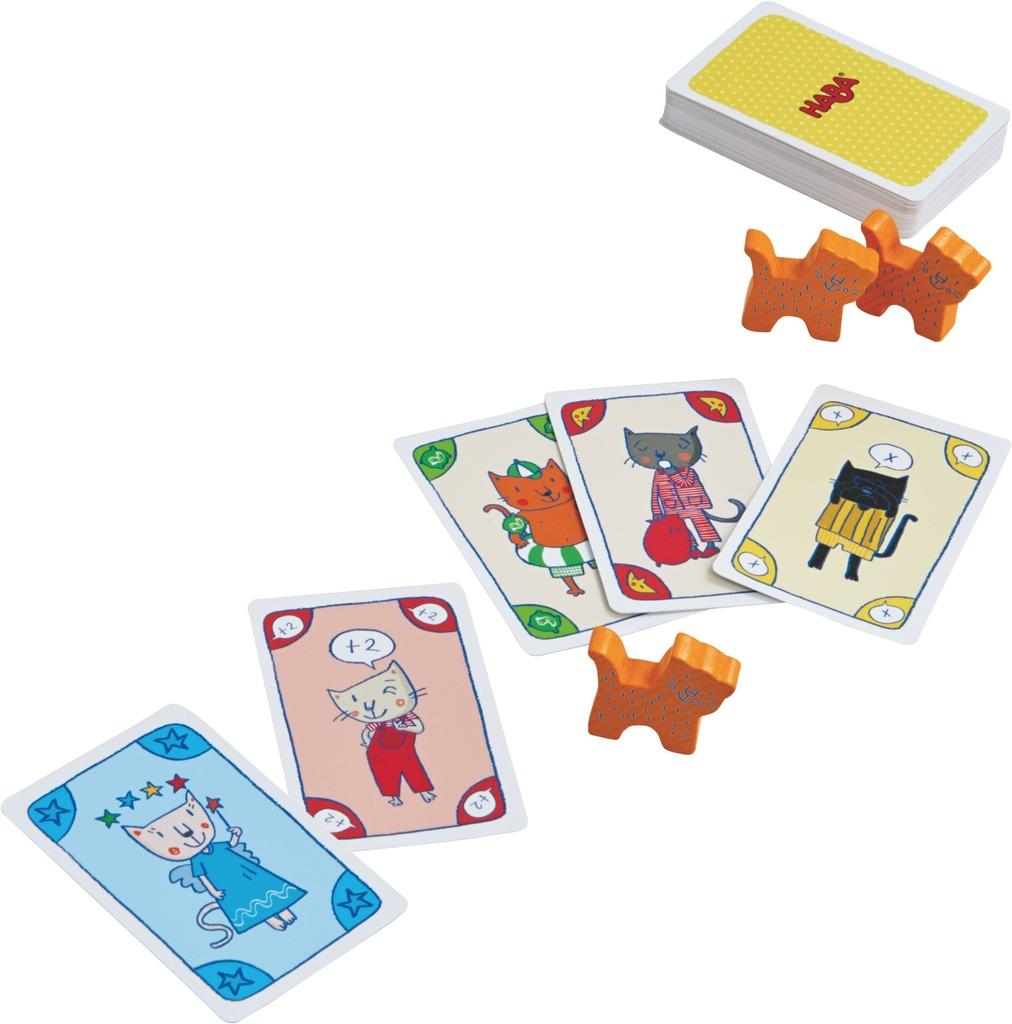 miau miau - juego de mesa para niños