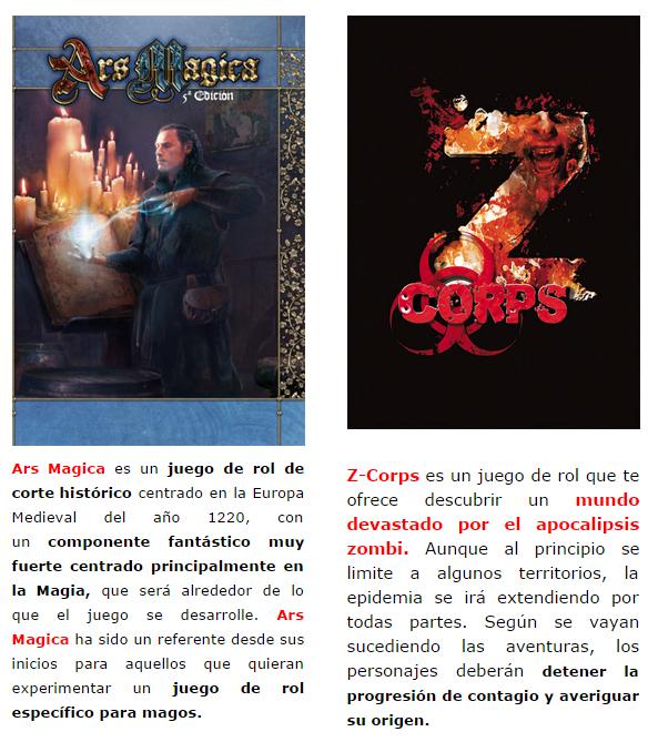 NOVEDADES Y PRE VENTAS SEPTIEMBRE 2014 - JUEGOS DE LA MESA REDONDA Holocubierta2-septiembre2014