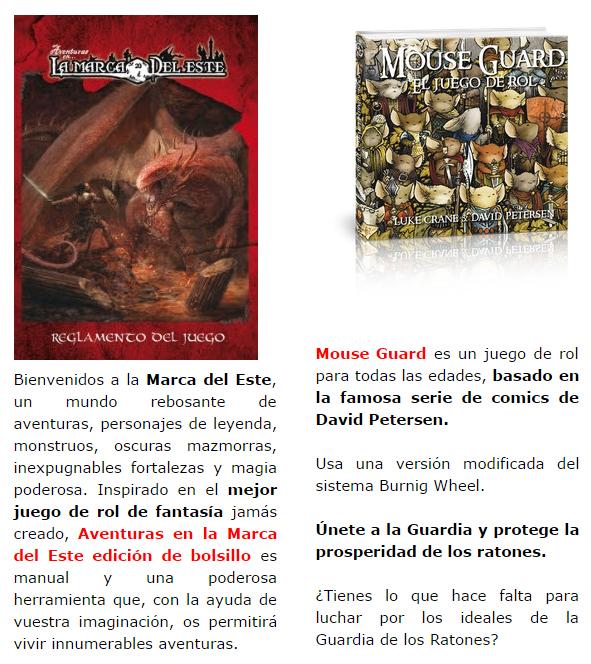 NOVEDADES Y PRE VENTAS SEPTIEMBRE 2014 - JUEGOS DE LA MESA REDONDA Holocubierta3-septiembre2014