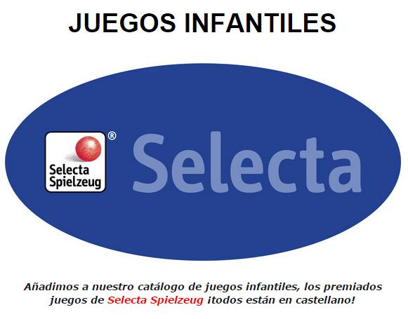 NOVEDADES Y PRE-VENTAS ABRIL - JUEGOS DE LA MESA REDONDA Infantil-abril2015-1
