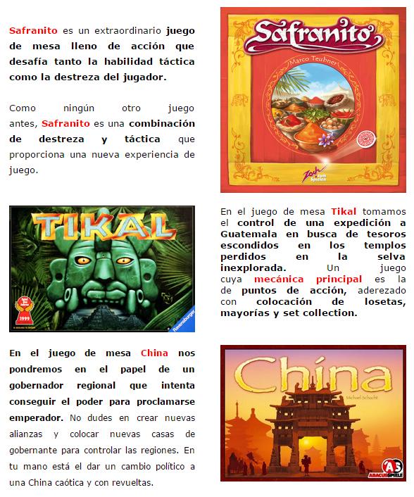 Novedades y preventas julio - JUEGOS DE LA MESA REDONDA Novedad-importacion-julio2015-2-4