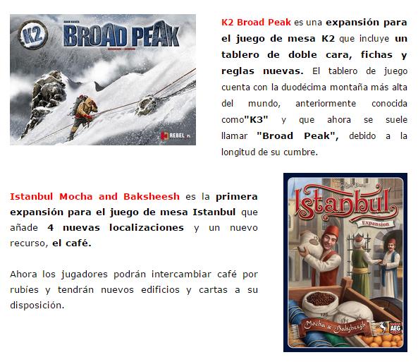 Novedades y preventas julio - JUEGOS DE LA MESA REDONDA Novedad-importacion-julio2015-2-5