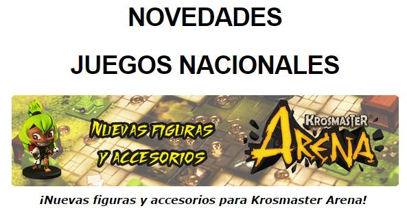NOVEDADES Y PRE-VENTAS MARZO - JUEGOS DE LA MESA REDONDA Novedades-marzo2015-1