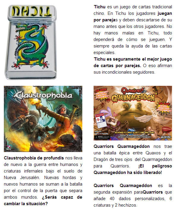 NOVEDADES JULIO 2014 - JUEGOS DE LA MESA REDONDA Novedades5-importacion-julio2014