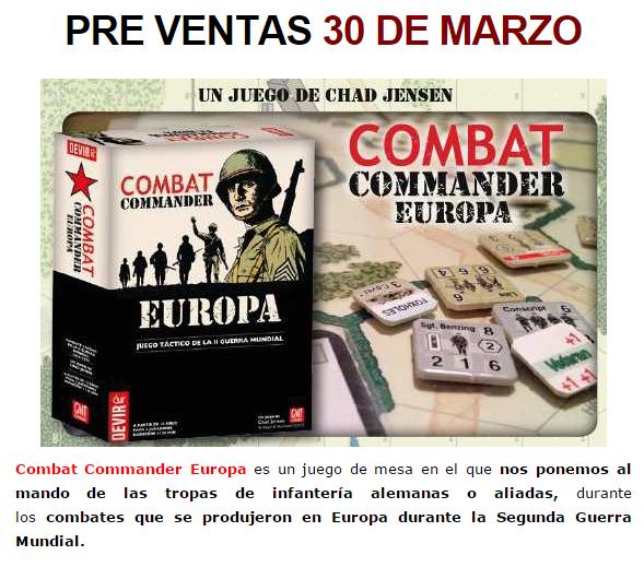 NOVEDADES Y PRE-VENTAS MARZO - JUEGOS DE LA MESA REDONDA Preventas-marzo2015-2