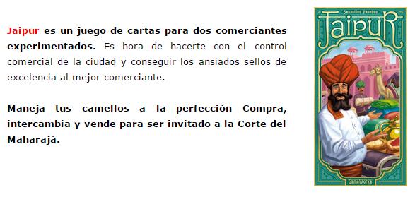 NOVEDADES Y PRE-VENTAS FEBRERO - JUEGOS DE LA MESA REDONDA Stock-febrero2015-2