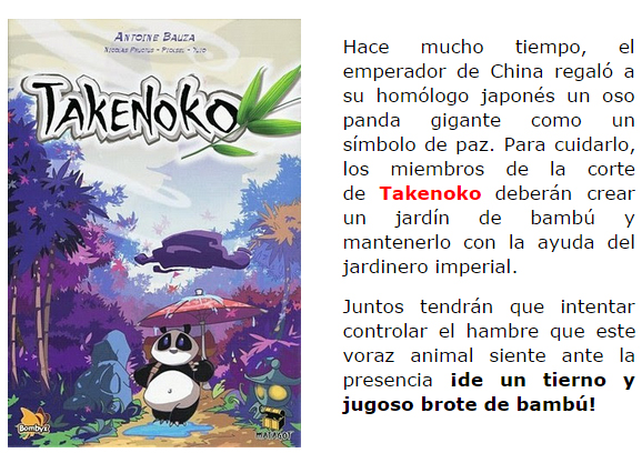 NOVEDADES OCTUBRE JUEGOS DE LA MESA REDONDA Stock-octubre2014-2
