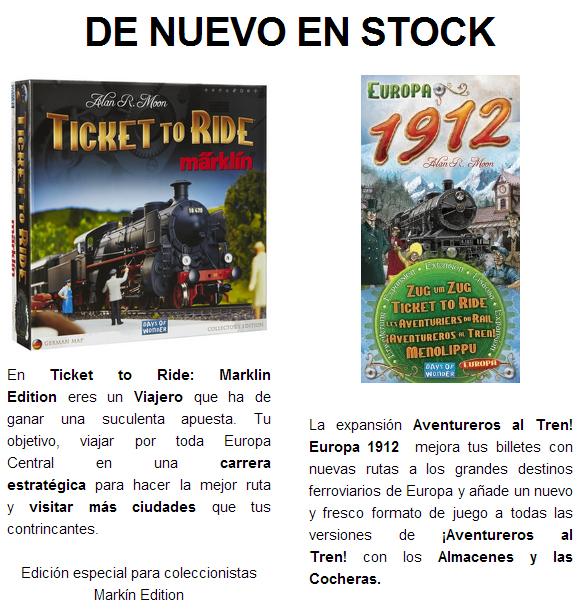 NOVEDADES JULIO 2014 - JUEGOS DE LA MESA REDONDA Stock8-julio2014