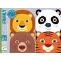 Cartas Little Family - juego de cartas para niños