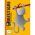 Cartas Mistigri - juego de cartas para niños