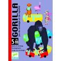 Cartas Gorilla - juego de cartas para niños