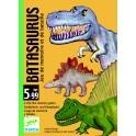 Cartas Batasaurus - juego de cartas para niños