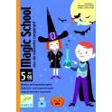 Cartas Magic School - juego de cartas para niños