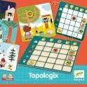 Eduludo Topologix - juego de mesa para niños