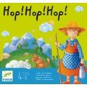 Hop Hop Hop - juego de mesa para niños