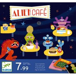 Alien Cafe - juego de mesa para niños